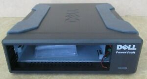 Dell PowerVault Ultrium LTO 3 0WN386 External SCSI Tape Drive - Chassis Only