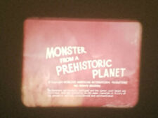 MONSTER FROM A PREHISTORIC PLANET  SUPER 8 8MM 200FT CINE FILM COLOUR SOUND