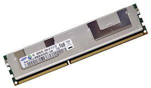 8GB 4Rx8 PC3-8500R ECC REG DDR3 1066 MHz RAM Speicher f IBM x3200 M3 x3250 M3
