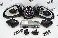 VW Passat B8 Umfeldkamera Set area view Außenspiegel Kamera Spiegel 5Q0907556