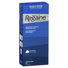 REGAINE MENS EXTRA STRENGTH FOAM 1 MONTH SUPPLY 60G HAIR LOSS MINOXIDIL 5%