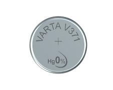Knopfzelle Uhr Batterie Uhrenbatterie VARTA V371 Sr69 48009