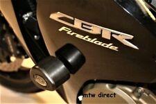 R&G PAIR Aero Frame Slider Protectors Honda CBR1000RR SP2 (2017) CP0228BL