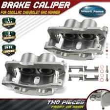 2x Disc Brake Caliper for Chevrolet Silverado 1500 2500 Escalade GMC 2002-2006
