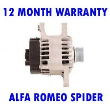 ALFA ROMEO SPIDER 2.0 1995 1996 1997 1998 1999 - 2005 ALTERNATOR