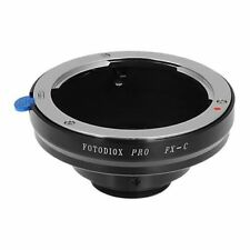 Fotodiox Objektivadapter Pro Fuji X-Mount 35mm (FX35) SLR Lens to C-Mount Camera