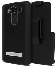 OEM Seidio Surface Combo Case &Holster Clip For LG V10 VS990 H990 Verizon Black