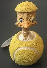 Enesco Eggbert Love Bird Figurine Tennis Ball Hatched Vintage Collectible