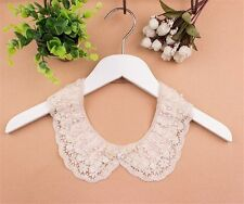 False Collar Summer/Spring Women Accessories White Lace Choker Necklace