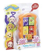 New Teletubbies Interactive  Tubby Phone Toy With Lights & Sounds 18m+