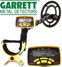Metal Detector Light Easy-To-Use 6.5 kHz Pinpoint 4 x AA 5 Modes Garrett ACE 250