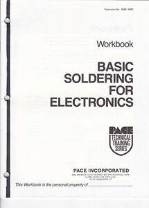 BASIC SOLDERING FOR ELECTRONICS WORKBOOK