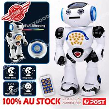 Intelligent Robot Moving Brat Sing dancing Toy kids gift Boy girl Christmas Xmas