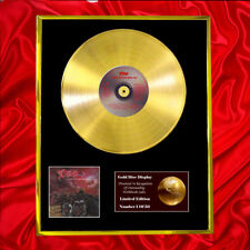 DIO LOCK UP THE WOLVES CD GOLD DISC LP FREE P+P!