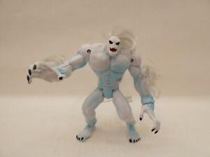 The Incredible Hulk Outcasts Wendigo Action Figure 1997  - Toy Biz