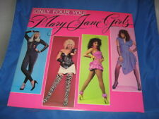 MARY JANE GIRLS Only For You LP - 1985 Gordy Orig. 6092GL[INV-6]