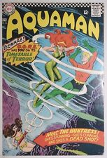 """Aquaman #26 (DC 1966) FN+ """"From O.G.R.E. With Hate"""""""