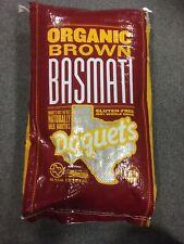 Doguet's 25 lbs of Bulk Organic Brown Basmati Rice