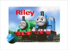 Thomas the Tank Engine - Personalised Placemat - EVA Sponge Back - Easy Clean