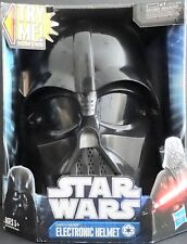 "Hasbro Star Wars Darth Vader ""Talking"" Helmet"