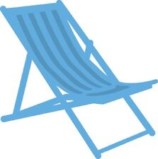 Marianne Design CREATABLES DECK CHAIR Cutting & Embossing Die  - LR0423
