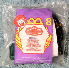 1999 McDonald's Happy Meal - MYSTIC KNIGHTS  - Lugad (#8)  - MINT / SEALED