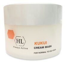HL Holy Land Kukui Cream Mask for Normal to Oily Skin 250ml / 8.5oz