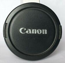 Canon 72mm edge pinch front lens cap.