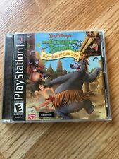 Walt Disney's The Jungle Book: Rhythm n' Groove (Sony PlayStation 2, 2003) P1