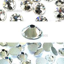 720 Swarovski Flatback Rhinestone ss12 nail art clear CRYSTAL (001)