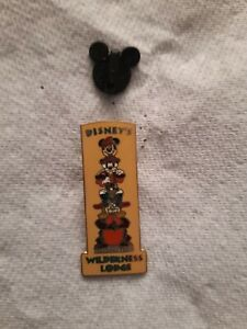 Wilderness Lodge Pin