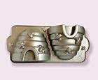 Nordic Ware 3D BEEHIVE Cake Pan - Non-Stick Cast Aluminum Mold - 10 C – USA –LNC