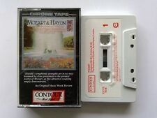 Mozart Symphony No.40 & Haydn Symphony No.44 1986 Cassette (C26)