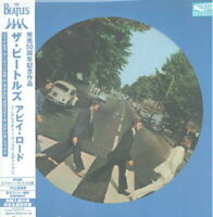 BEATLES-ABBEY ROAD-IMPORT LP WITH JAPAN OBI Ltd/Ed L08