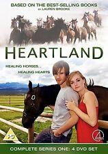 NEW HEARTLAND 1 Complete Season One DVD Box Set Lauren Brooke Series