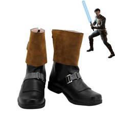 Star Wars Jedi Fallen Order Cal Kestis Shoes Cosplay Men Boots
