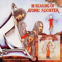 Atomic Rooster : In Hearing Of CD Deluxe  Album (2004) ***NEW*** Amazing Value