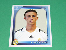 442 GUTI REAL MADRID UEFA PANINI FOOTBALL CHAMPIONS LEAGUE 2008 2009