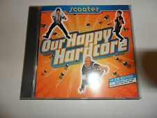Cd  Our Happy Hardcore von Scooter (1996)