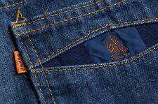 Vintage Levi's Dark Denim Prospector Jeans Copper Rivets Made In USA 32x32 501