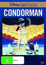 Condorman (Walt Disney Classics) *DVD Region 4 * Oliver Reed Michael Crawford