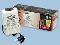 200 Watt Step Up Down Travel Power Voltage Converter 110v 220v 220 to 110 volt