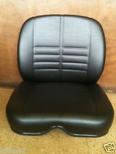 John Deere 450G 455E 550E 450E AT53038 AT53037 Seat Cushions back bottom