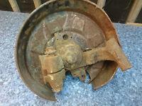 Rover 820 827 800T (1986-1999) N/S Passenger Left Rear Wheel Hub