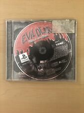 🔥 Evil Dead: Hail to the King (PS1 Playstation 1, Black Label)