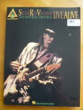 Stevie Ray Vaughan -Live Alive - Sheet Music Songbook Guitar With Tabs - 1995