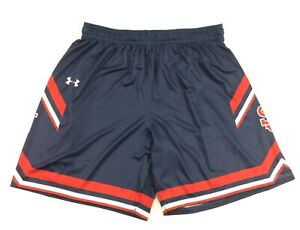 Under Armour St John's Red Storm Showtime Basketball Game Short Women's L $80