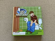 Pop Xmas Gifts Potty Putter Toilet Time Golf Home Game Mini Funny Novelty Toy Us