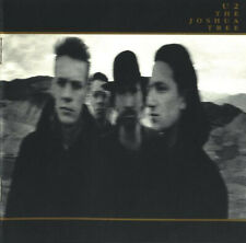 U2 – The Joshua Tree 1987 Remastered US Release ISLAND RECORDS