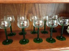 champange glasses crystal Made in France Bid is for One, 10 available